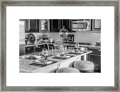 Interscape A10b Framed Print by Otri Park
