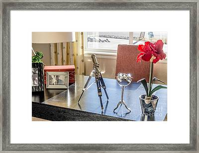 Interscape A10g Framed Print by Otri Park