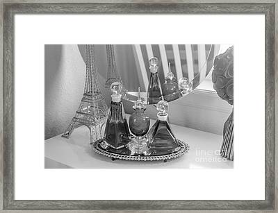 Interscape A10n Framed Print by Otri Park