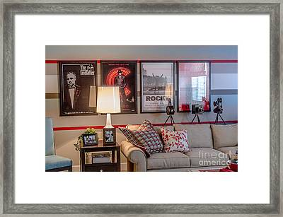 Interscape A10q Framed Print by Otri Park
