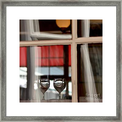 Intimacy Framed Print by Ning Mosberger-Tang