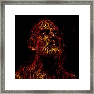Intimo 2 Framed Print by Chris  Lopez