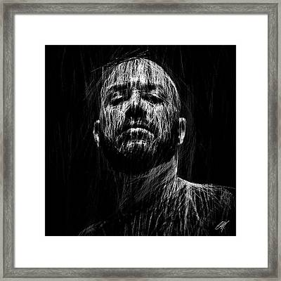Intimo 3 Framed Print by Chris  Lopez