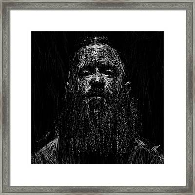 Intimo 6 Framed Print by Chris  Lopez