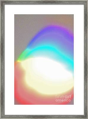 Into One Framed Print by First Star Art