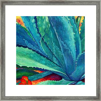 Into The Deep Framed Print by Athena Mantle