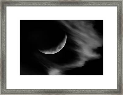 Into The Night Framed Print by Bill Wakeley