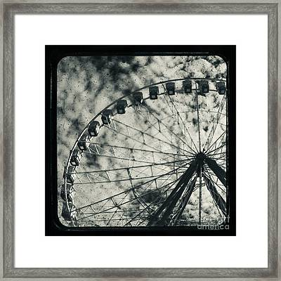 Intrinsical Framed Print by Andrew Paranavitana
