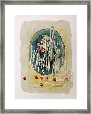 Intrique Framed Print by John  Williams