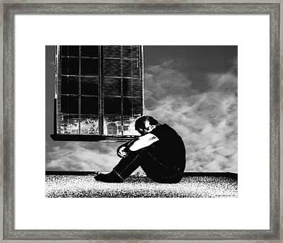 Introspectif De Reveur Framed Print by Glenn McCarthy Art and Photography