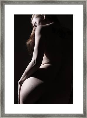 Introspection Framed Print by Joe Kozlowski