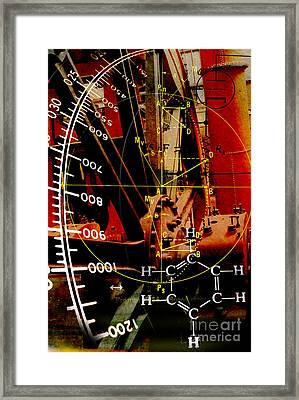 Invention Framed Print by R Kyllo