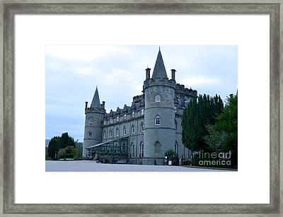 Inveraray Castle Framed Print by DejaVu Designs