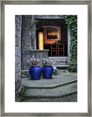 Invitation Framed Print by Nikolyn McDonald