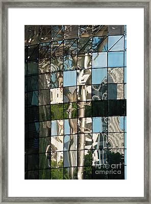Ion Orchard Reflections Framed Print by Rick Piper Photography