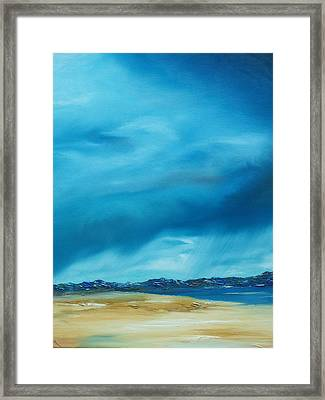 Ireland Framed Print by Conor Murphy