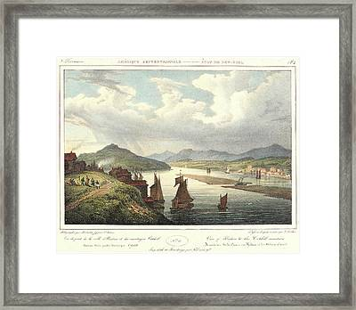 Isidore-laurent Deroy French, 1797 - 1886 After Jacques Framed Print by Litz Collection