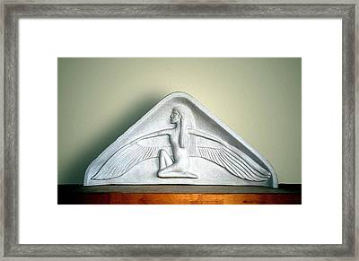 Isis  Framed Print by Charles Lucas