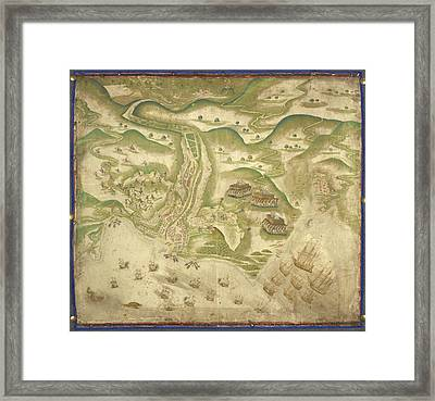 Island Of St Jago Framed Print by British Library