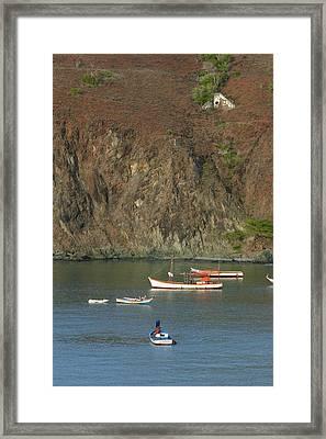 Isle De Margarita Sa Framed Print by Gail Maloney