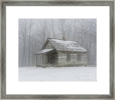 Isolated Framed Print by Anthony Heflin