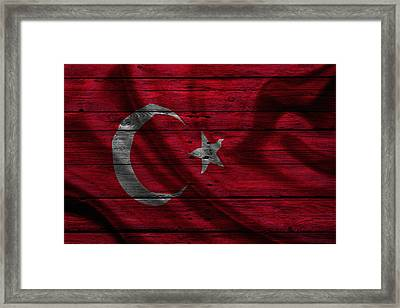 Istanbul Framed Print by Joe Hamilton