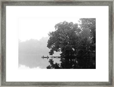It Doesn't Get Any Better Framed Print by Wendell Thompson