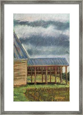 It Once Had A Use Framed Print by Tim  Swagerle