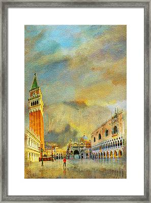 Italy 03 Framed Print by Catf