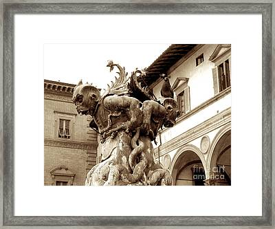 Italy Framed Print by Anna and Sergey
