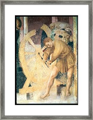 Italy, Lazio, Rome, San Clemente Framed Print by Everett