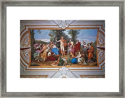 Italy, Lazio, Rome, Villa Torlonia Framed Print by Everett
