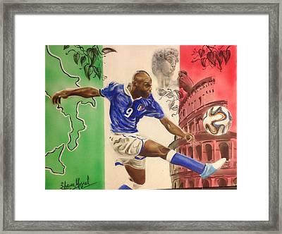 Italy Framed Print by Shawn Morrel