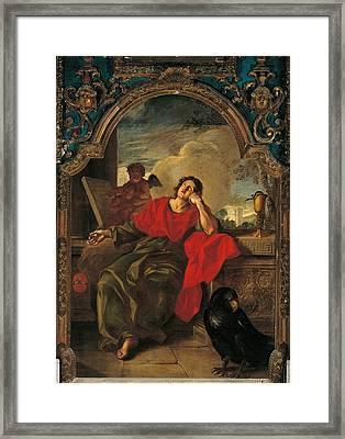 Italy, Veneto, Venice, San Martino Framed Print by Everett
