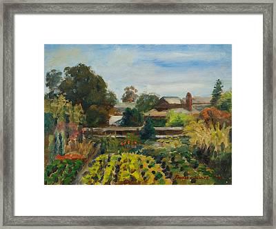 Ito Nursery Sunshine Framed Print by Edward White