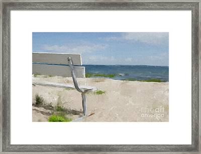 It's All Yours Framed Print by Lois Bryan