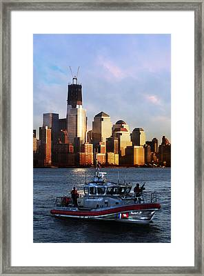 Its Our Freedom Framed Print by Paul Ward