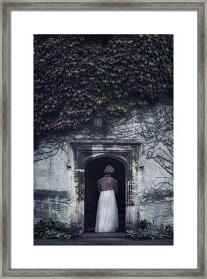 Ivy Tower Framed Print by Joana Kruse