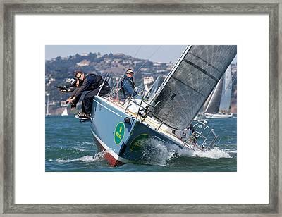 J105 Mojo Framed Print by Steven Lapkin