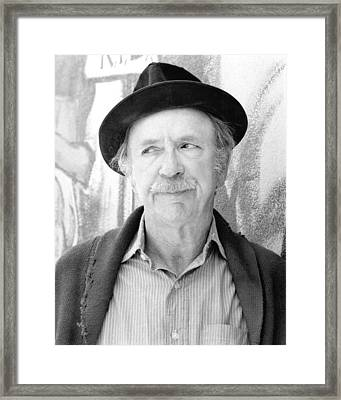 Jack Albertson In Chico And The Man  Framed Print by Silver Screen