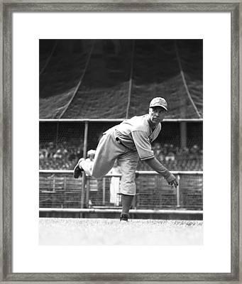 James R. Jim Turner Framed Print by Retro Images Archive