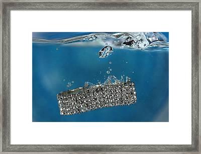 Jewelry 3 Framed Print by Mark Ashkenazi
