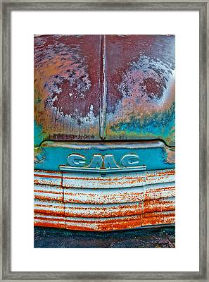Jimmy Framed Print by Peter Tellone
