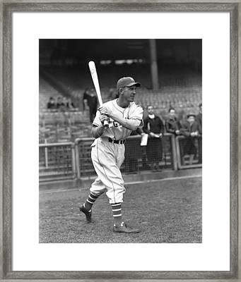 Joe G. Moore Framed Print by Retro Images Archive