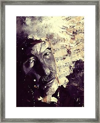 Joe Framed Print by Jon Westwood