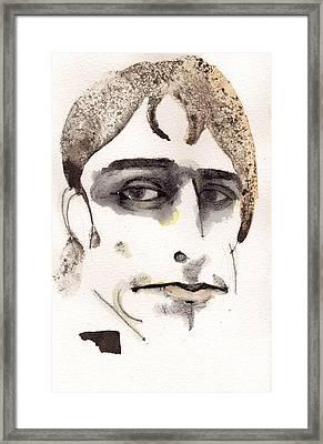 John Cale Framed Print by Mark M  Mellon
