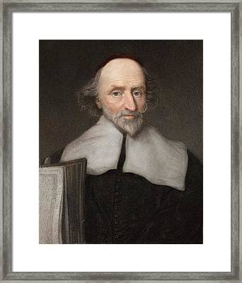 John Knox Framed Print by Paul D Stewart