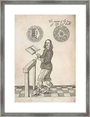 John Lilburne Framed Print by British Library