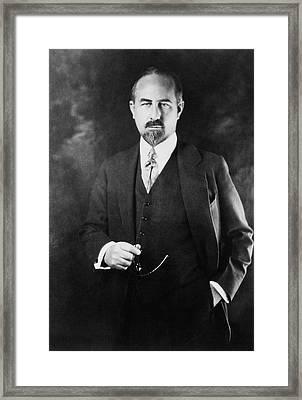 John Van Nostrand Dorr Framed Print by Chemical Heritage Foundation