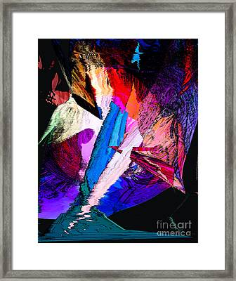 Joie De Vivre Framed Print by Gerlinde Keating - Galleria GK Keating Associates Inc